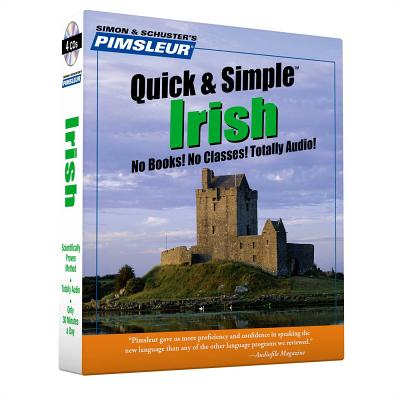 [CD] Pimsleur Quick and Simple Irish